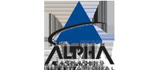 logo Alpha packaging